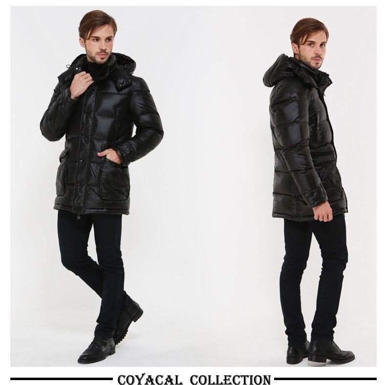 Winter 90% White Duck Down Jacket Men Puffer Down Coat Korean Men's Jackets 2020 New Parka Doudoune Homme KJ2703