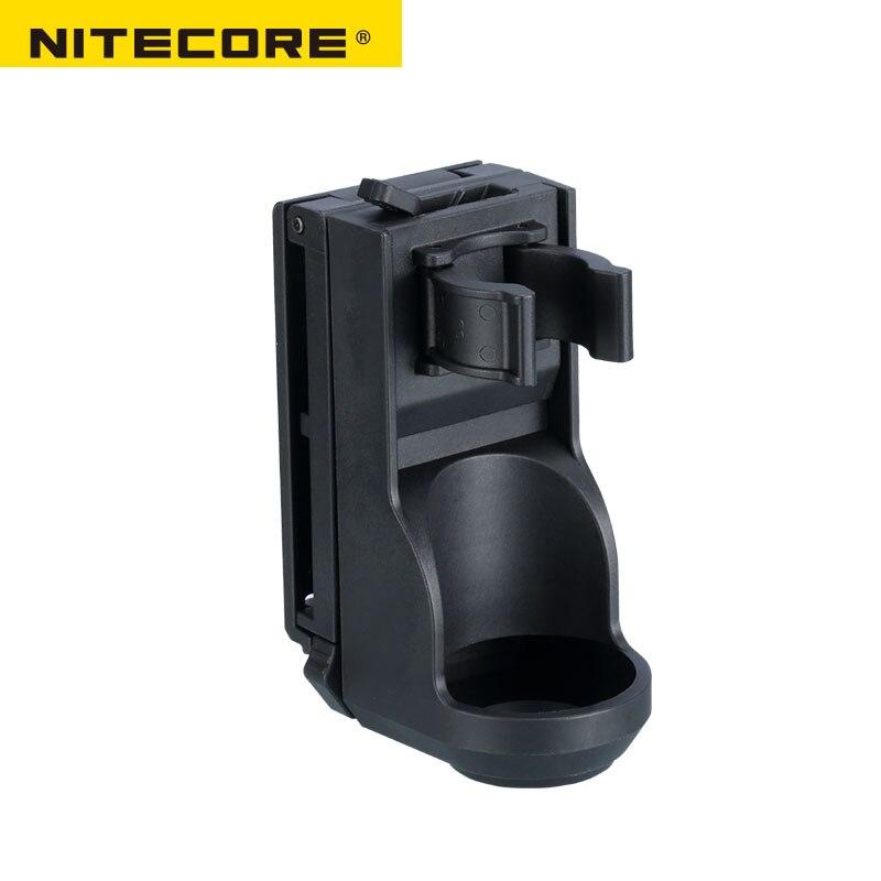 NITECORE NTH25 étui Original accessoire professionnel lampes de poche support de montage pour MH25GTS R25 P26 P20 P20UV application de la loi