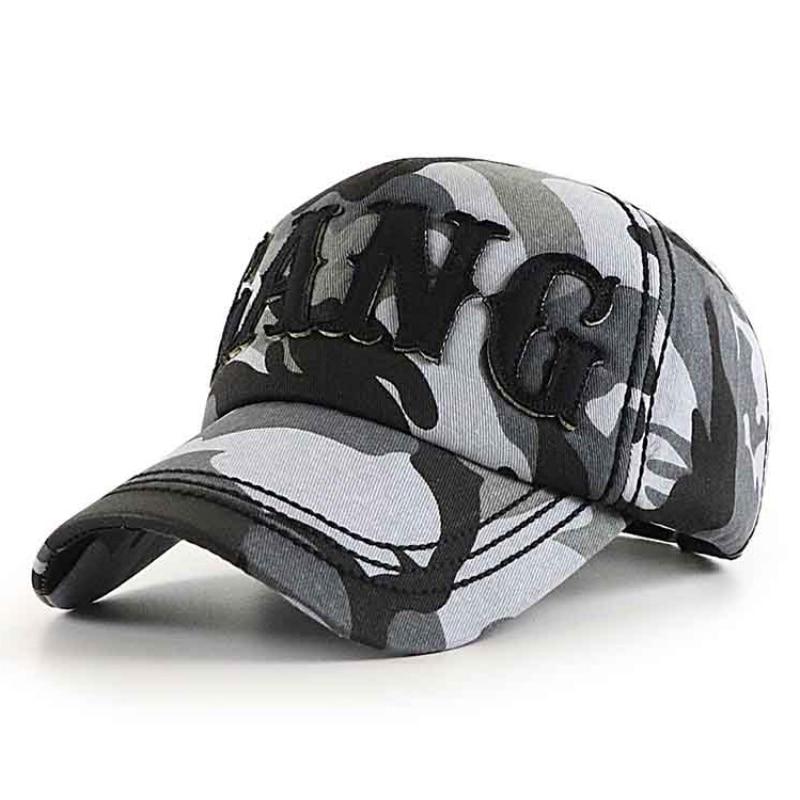 Повседневная мужская и женская камуфляжная уличная альпинистская бейсбольная модная кепка хип хоп Танцевальная Кепка Z0101 - 4