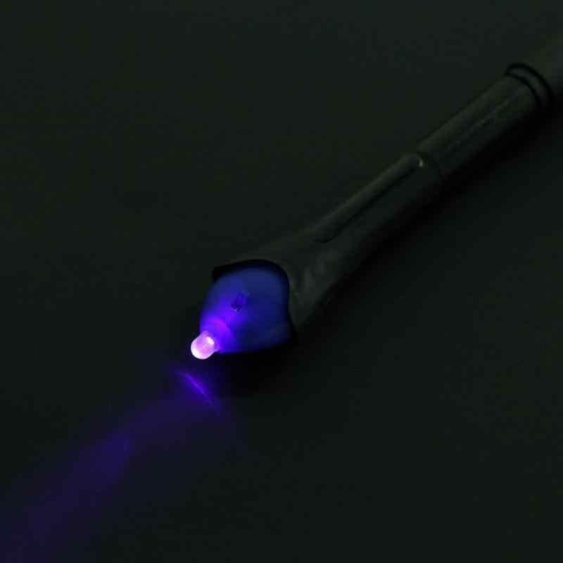 סופר מופעל נוזל דבק דבק חפץ Uv דבק עט מיידי 5 שני תיקון עט ריתוך דבק כלי