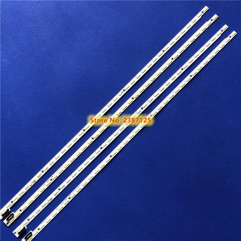 1set=4pieces 36LED 402mm LED Backlight Strip V650DK1-KS2-TLEM03 V650DK1-KS2-TREM03 For TCL D65F351 LED65XT880 Screen V650HP1-LS6