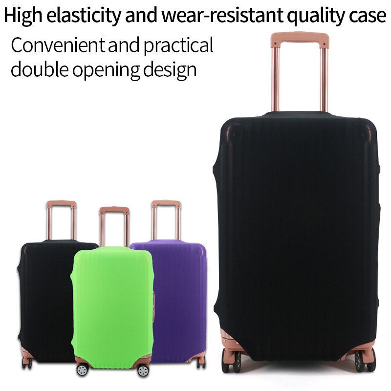 Dust Cover For 18 To 32 Inch Dust Cover Accessories Anti-Scratch Elastic Luggage Travel Accessories Supplies Dust Bags Case