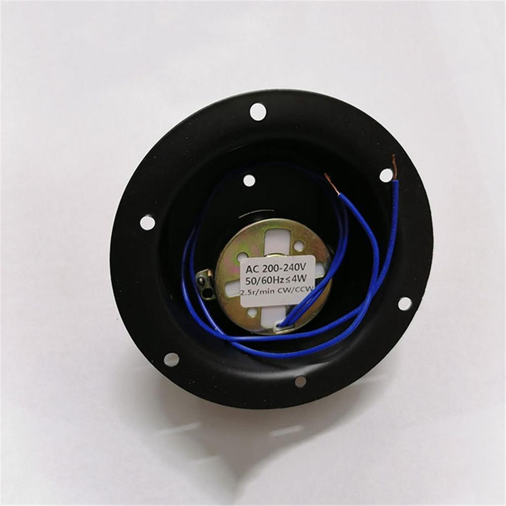 1.5 RPM հայելային գնդակի շարժիչ պտտվող - Կոմերցիոն լուսավորություն - Լուսանկար 5
