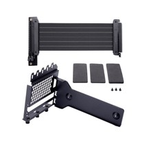 Anti Interference GPU Extension Line Computer PCI-E X16 Vertically VGA Card Graphics Card Bracket Set Suit 7 Slot Mount(China)