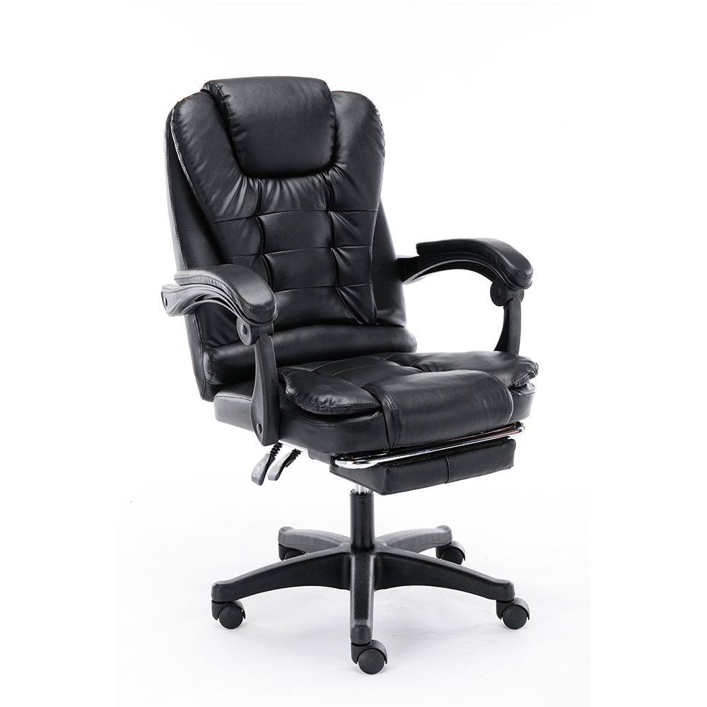 Presale High Quality Computer Gaming Chair Ergonomic Office Chair Internet Household Reclining Leather Staff Swivel Game Chair