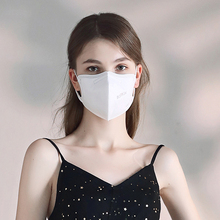 Dust Mask For Men And Women Pm2.5 Activated Carbon Anti-Fog Industrial Mask Solid Color Non-Woven Disposable Mask Unisex