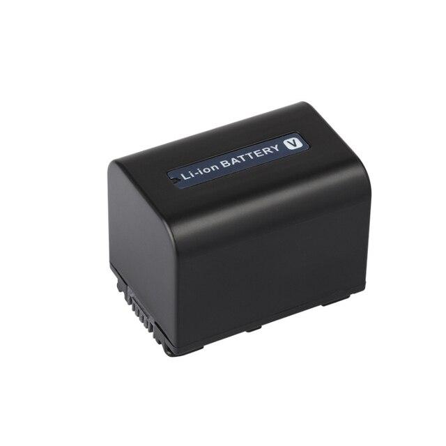 1pc 2100mAh NP-FV70 NP FV70 NPFV70 wymiana obiektywu bateria do Sony NP-FV50 FV30 HDR-CX230 HDR-CX150E CX300 Z1 HDR-CX170