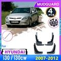 Автомобильный брызговик крыло брызговиков для Hyundai i30 i30cw Wagon 2007 ~ 2012 FD 2008 2009 брызговик закрылки Внешние аксессуары Товары