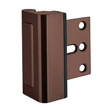 Aluminium  Security Door Reinforcement Lock High Withstand Childproof for Home Toddler Child Proof LB88