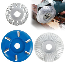 Angle-Grinder Wood-Angle Sanding-Carving Grinding-Wheel Abrasive Disc Rotary-Tool Round