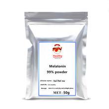 Высококачественный порошок мелатонина (mt/mlt) с сертификатом