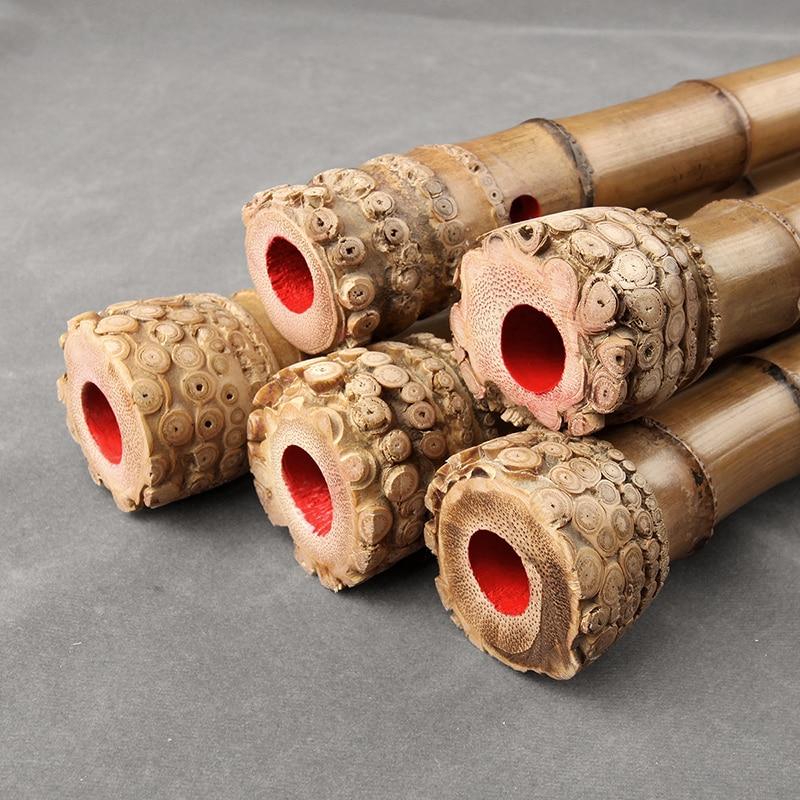 Китайская бамбуковая флейта Shakuhachi традиционный духовой музыкальный инструмент вертикальный Bambu Flauta Nan Xiao G/F ключ для начинающих