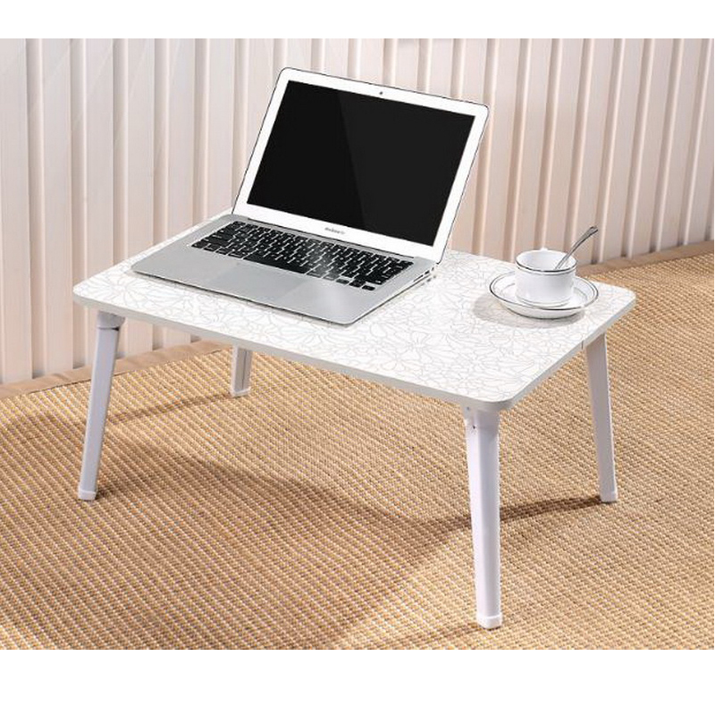 250320/Bed Computer Desk /Laptop Desk /Portable Adjustable Foldable Laptop Notebook PC Desk Table Vented Stand Bed Tray
