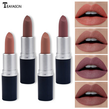 TEAYASON makeup Lipstick Matte Waterproof Velvet Lip Stick 1