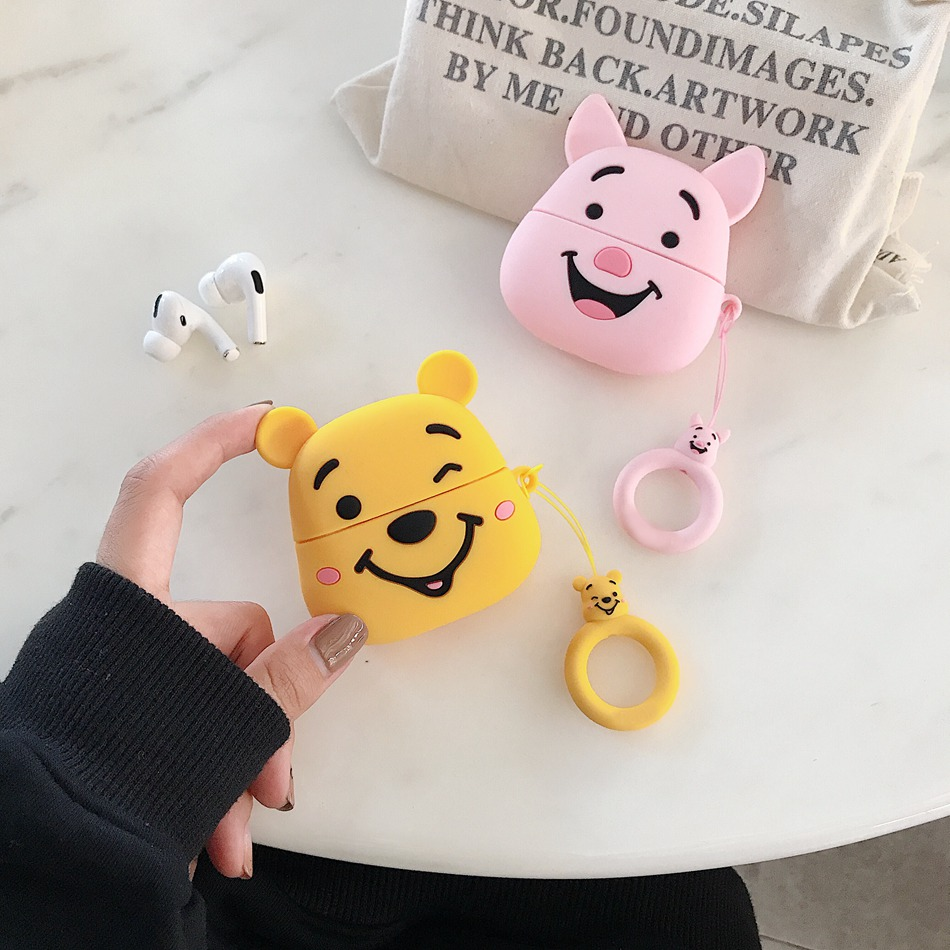 3D Cute Cartoon Cases for Airpods Pro 177