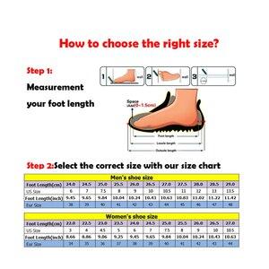 Image 5 - グラフィティプリント男性の夏の靴穴サンダル中空通気性フリップワニファッションビーチスリッパ防水靴