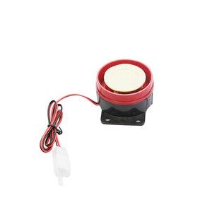 Image 2 - new safety waterproof motorcycle alarm disc alarm bike lock Disc Lock Security Anti Thief Motorbike Motorcycle LM898FS