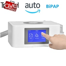 MOYEAH Reise Mini BPAP Atmen Maschine Tragbare Auto BIPAP Ventilator Medizinische Ausrüstung Mit Maske Rohr Anti Snore Schlafapnoe
