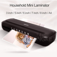 Home Office A4 Laminating Machine Profession Photo Laminator Low Noise Plastic Tool Over-plastic