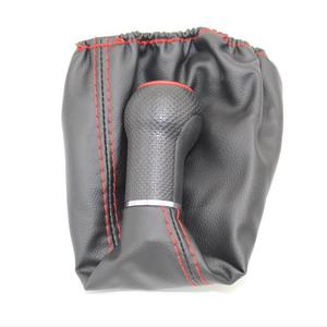 Image 3 - For Volkswagen VW  POLO CLASSIC 6N 6N2 1996 1997 1998 1999 2000 2001 New 5 Speed Car Gear Shift Knob Leather Boot