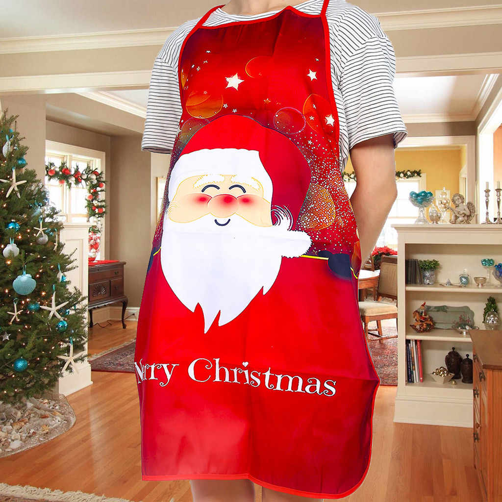 Christmas Eve Dinner Restaurants Near Me 2020 New Year 2020 Christmas Apron Bar Restaurant Waiter Christmas
