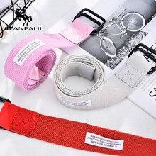 JIFANPAUL Женский Регулируемый модный ретро повседневный ремень для джинсов с студентами Высокое качество