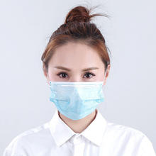 New 50pcs Disposable Face Mask Filters Bacteria Breathable Beauty Medical Masks