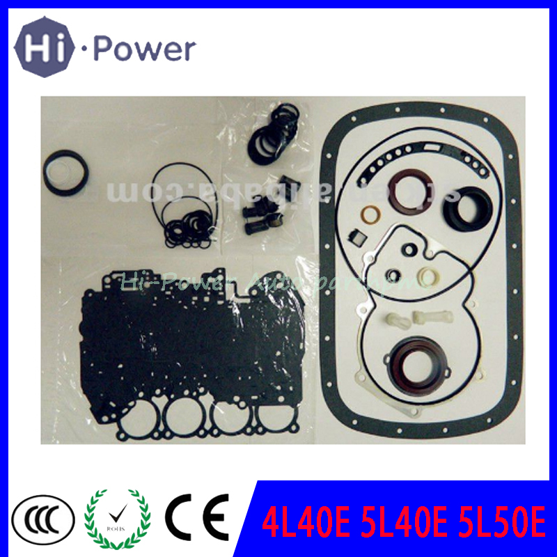 Auto Gearbox Repair Kit 5L40E 5L40 ETransmission Master Rebuild Kit 5L40E / 4L40E K156900A For BMW GM Land Rover