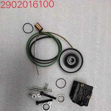 air compressor sppare parts 2902016100 unloader valve kit for Atlas copco Compressor replacement air compressor spares for compressors thermostat valve kit 1619 7560 00