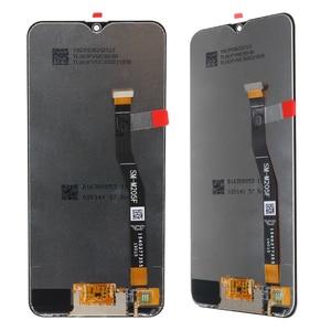 Image 3 - 6.3 삼성 갤럭시 M20 2019 SM M205 M205F LCD 디스플레이 터치 스크린 디지타이저 어셈블리 교체 부품에 대한 새로운 AMOLED