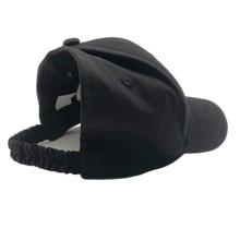 Полупустая верхняя бейсбольная кепка с хвостом и открытой спиной, женская кепка с хвостом, летняя пляжная грязная Солнцезащитная шляпа, взрывная Спортивная Кепка