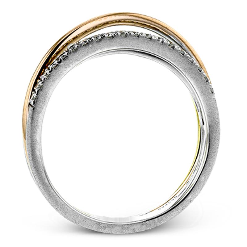 Huitan Fancy Cross Women Ring Micro Paved CZ Stone Three Tone Cross Shine Wedding Bridal Party Rings Fashion Jewelry Engage Ring