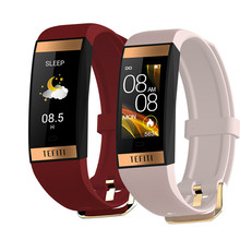 bangwei blood pressure smart bracelet heart rate monitor blood oxygen monitor ip67 fitness tracker smart watch for andriod ios Women Fashion Smart Watch Men Fitness Tracker Bracelet Color Screen Heart Rate Monitor Blood Pressure Smartwatch For IOS Andriod