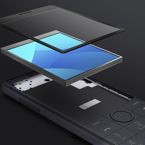 Image 3 - Youpin Qin 1S + VoLTE 4G Rete Wifi 4G + 512MB 2.8 Pollici 1480mAH bluetooth 4.2 di Controllo a raggi infrarossi a Distanza GPS Carta Doppia del SIM
