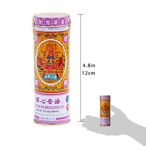 Image 5 - Po somme sur Po somme sur huile médicamenteuse pour douleurs musculaires/soulagement des douleurs articulaires (H) 30ml / 1o