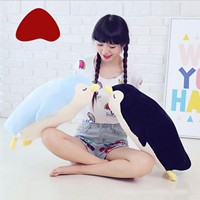 Kawaii Penguin Stuffed Animal Plush Dolls Blocks Cute Soft Plushes Toys And Gifts For Children Birthday Present