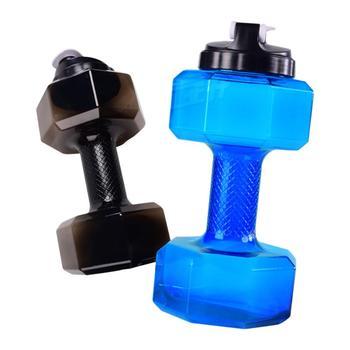Sports Dumbbell Water Bottle  1