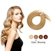 Неповрежденные волосы для наращивания 12 дюймов 14 16