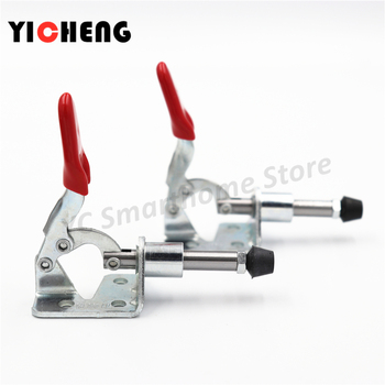 1Pcs Push-pull type GH-301AM woodworking fixture pneumatic tooling clamp quick