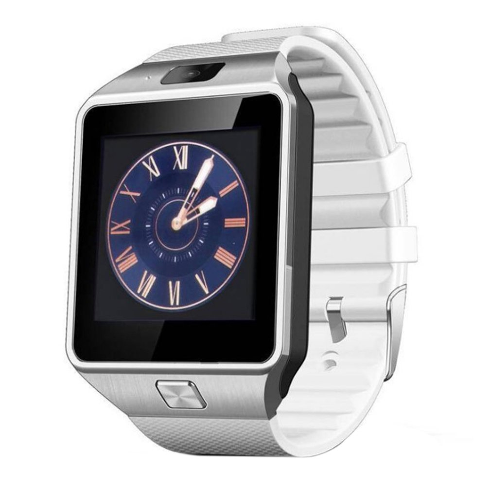 DZ09 Smart Watch Phone SMS Internet Access Touch Screen Positioning Camera Compass Multi-function Unisex Smart Watch