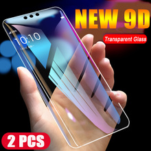Full covered tempered glass For Huawei Y9 2019 2018 Explosion-proof Screen Protection Tempered Glass
