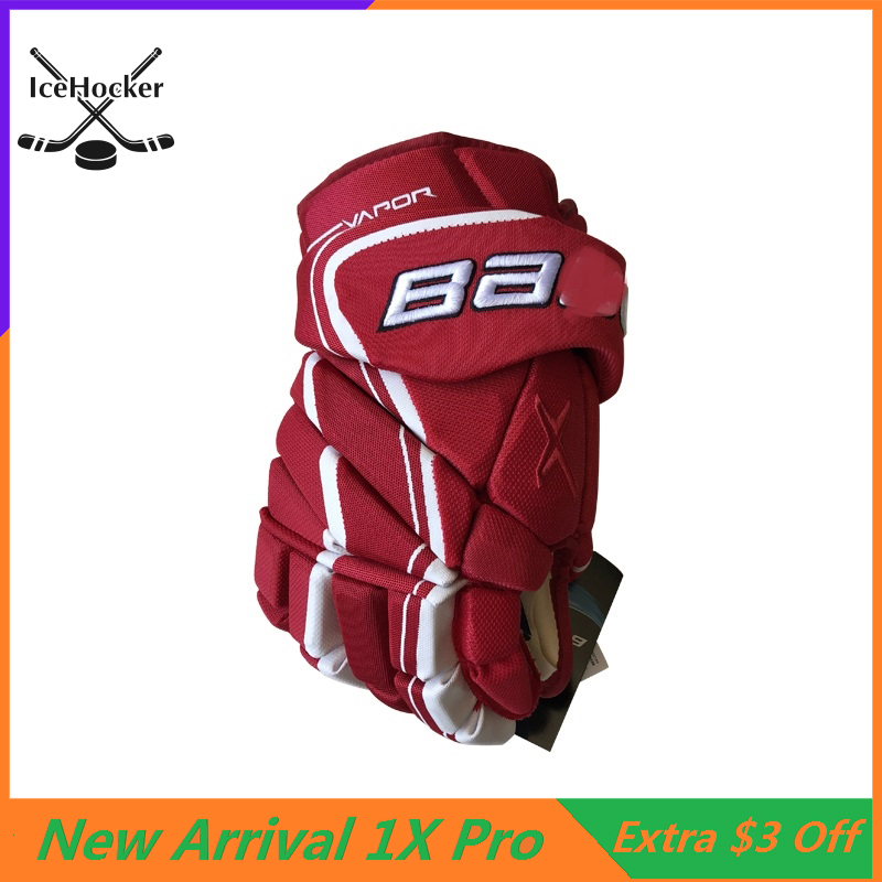 Professional Protective Ice Hockey Gloves 2