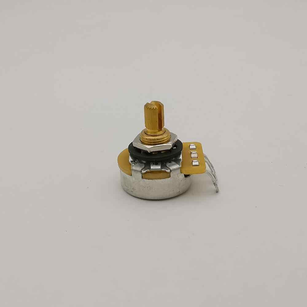 CTS 250K 500K potentiomètre adapté pour guitare Volume ton bouton guitare micros haute qualité