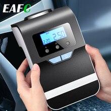 Inflator Air-Compressor Portable-Pump EAFC Electric Automatic Car-Tire Digital-Screen