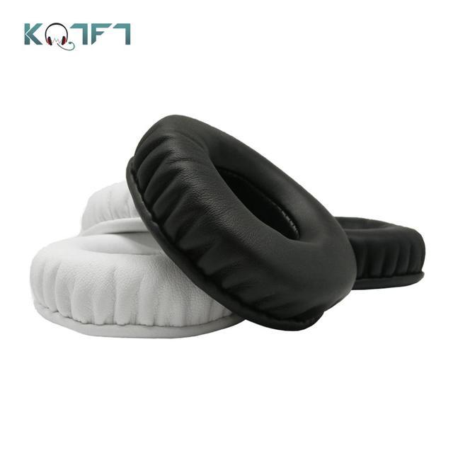 KQTFT 1 زوج من استبدال بطانة للأذن ل MSI DS502 DS 502 DS 502 سماعة سماعات الأذن غطاء للأذن أكواب وسادة
