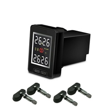 U912 Car Electronics Wireless TPMS Tire Pressure Monitoring System For Honda/Toy