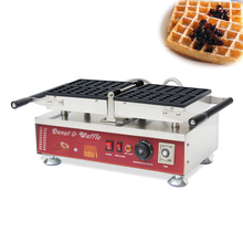Commercial Electric 4pcs Square Belgian Waffle Baker Maker Iron Machine Nonstick Waffle Maker Pan Mould Snack Machine CE china directly factory price belgium belgian waffle machine mini waffle maker