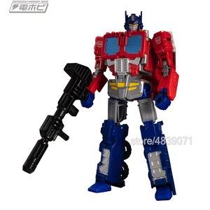 Image 3 - TKR jouets figurines daction Version JPN, sans alliage, camion léger silencieux, génération, sélectionne la Transformation du commandant Star OP