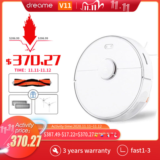 Roborock S5 Max Robot Vacuum Cleaner Mijia Robotic Vacuum Cleaning For Home Upgrade Of S50 S55 Mopping Cleaning Robotic 1