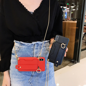Shoulder Bag Card Wallet Phone